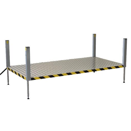 Höj & sänkbara standardplattformar