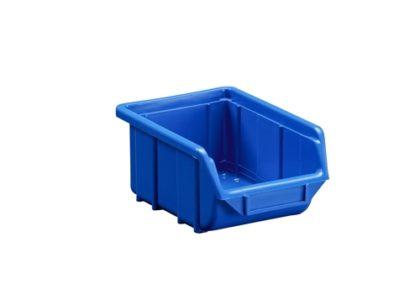 Plast bakc S blå 4-618-1