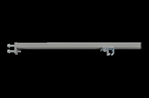 Fast arm C-profilskena 3-304-3