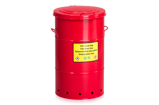 Avfallstunna säkerhet 2-482-5
