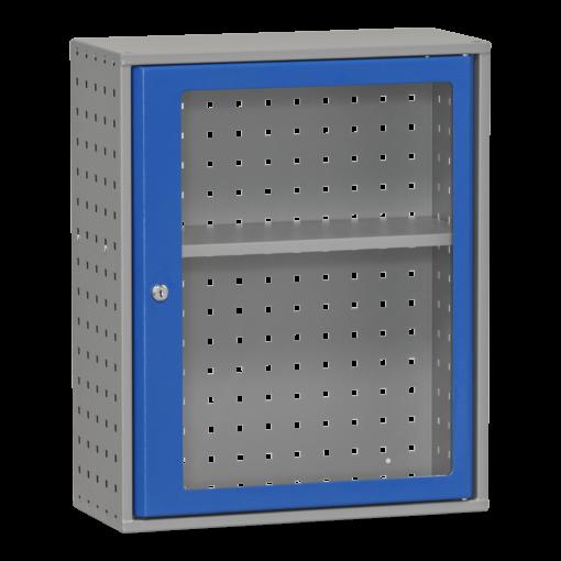Förvaringsskåp plexidörr 4-591-13-1