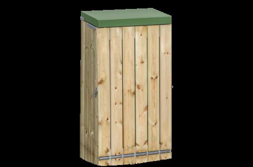 Säckhållare träpanel 2-490-0