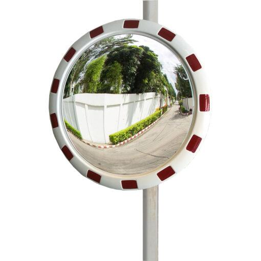 Trafikspegel rund